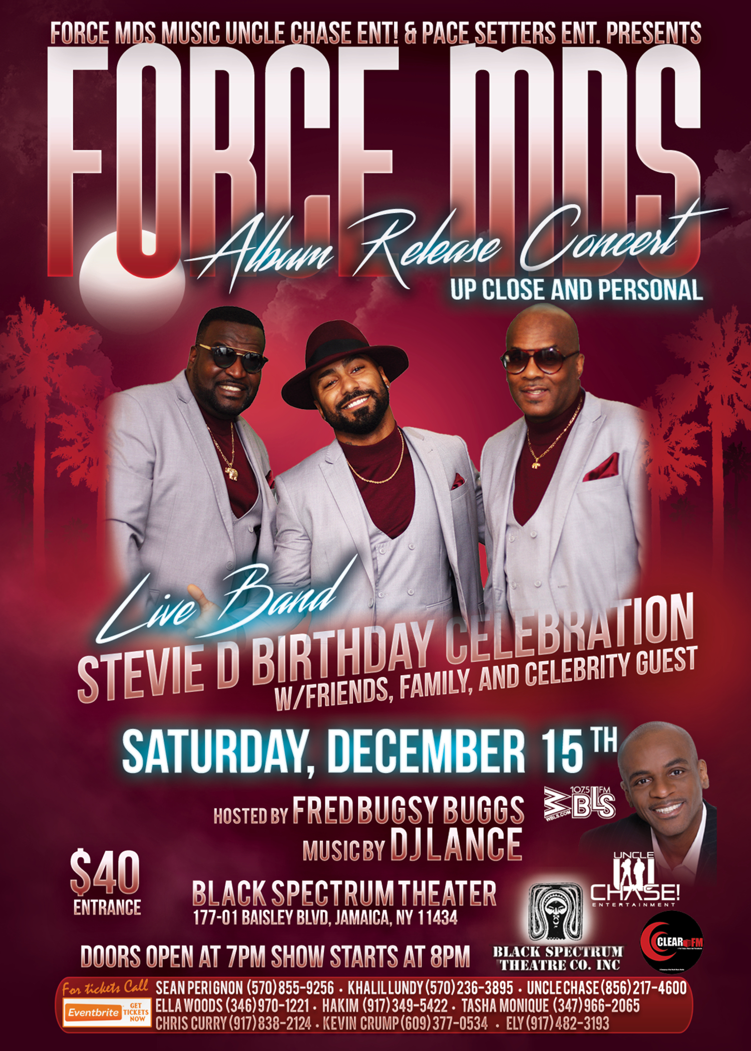 Stevie D Birthday Celebration