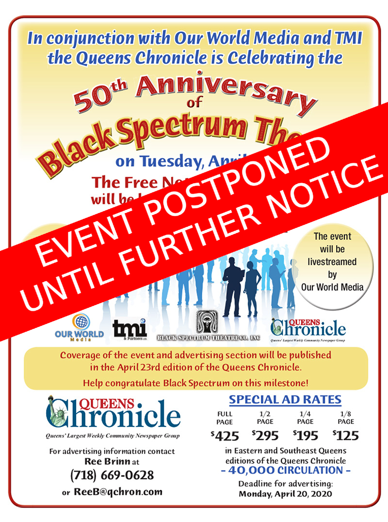 50th Anniversary of Black Spectrum Theater